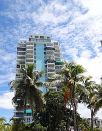 Practical & beautiful Studio, Isla Verde  (Post Maria All utilities available!)