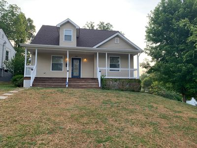Photo for Bristol Craftsman home near downtown, South Holston, and Bristol speedway.