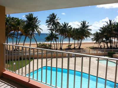 Photo for Breath-Taking Beach View Condo
