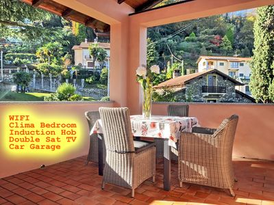 Photo for Apartment in Residence - Green Paradise - WIFI - Covered Terrace - Garage