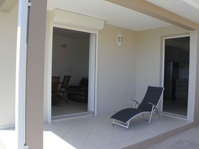 Photo for Renting a T2 in new villa consisting of two houses
