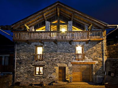 Photo for 5BR Chalet Vacation Rental in Peisey-Nancroix, RA