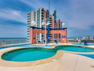 Photo for Oceanfront 1BR/1BA PRINCE RESORT located at 3500 N Ocean Blvd