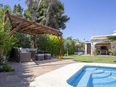 Photo for SPECIAL OFFER! Beautiful Villa with Sea Views and Walking distance to amenities