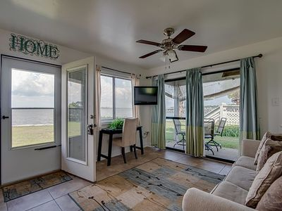 Photo for Beautiful Condo Situated on Wolf Bay with Spectacular Views