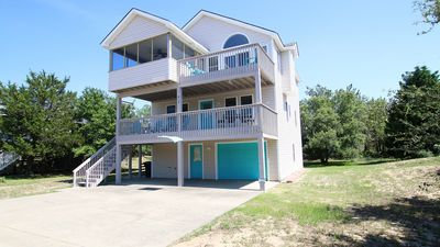 Photo for KD413, Oh-Whale/ Soundside, 4 Bedrooms, 3.5 Bathrooms