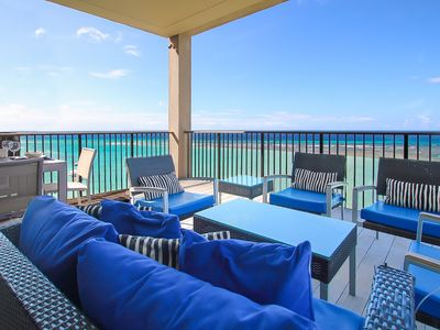 Photo for Beachfront Luxury with Incredible Ocean Views - Ocean Reef 301