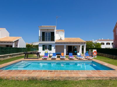 Photo for 3BR Villa Vacation Rental in Los Delfines, Illes Balears