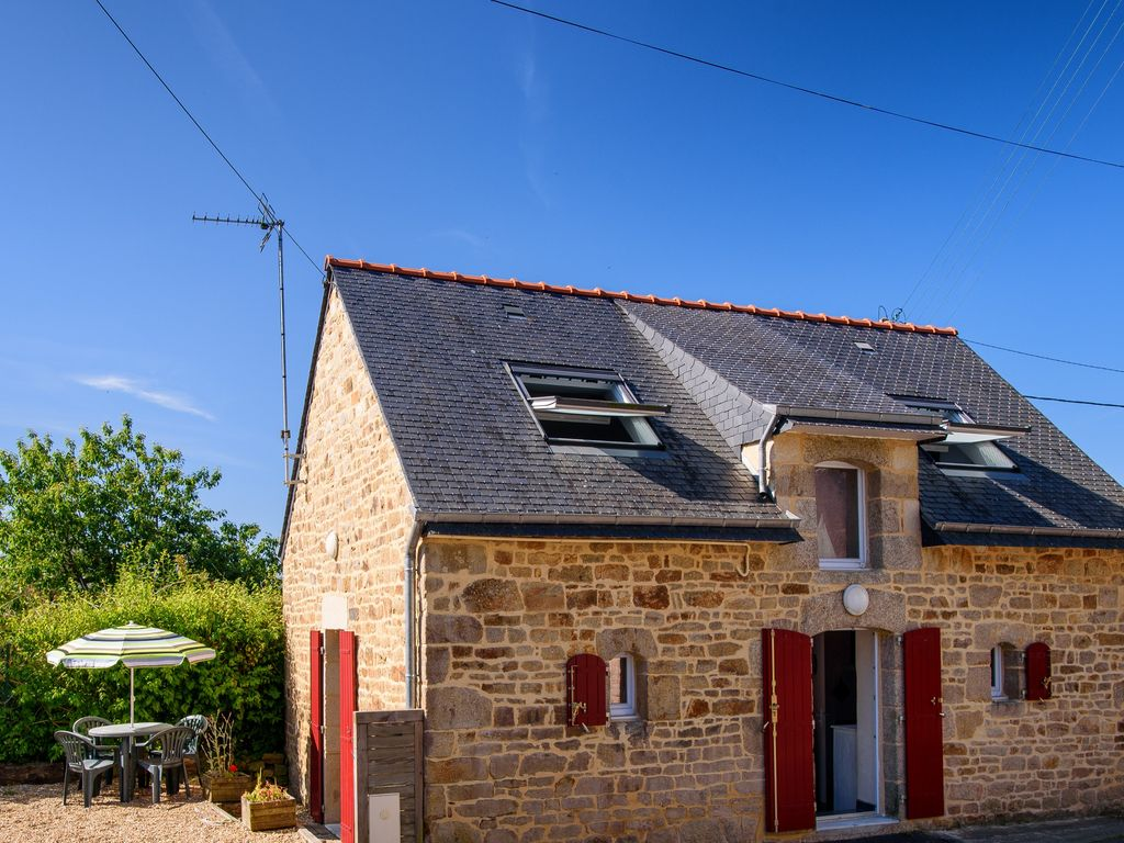 Stone House Near The Sea 4 Persons Fully Restored Guidel