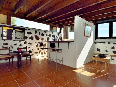 Photo for Apartment in Tías with Internet, Parking, Garden (642129)