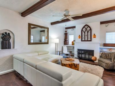 Photo for Stay Close to Sports and Culture Venues in Central's Spacious Chic Artful Home
