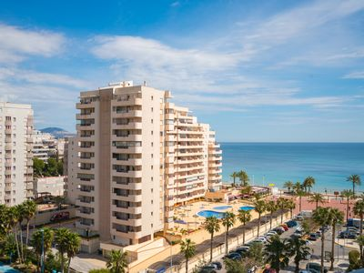 Photo for Apartment in la fossa beach with beautiful views.