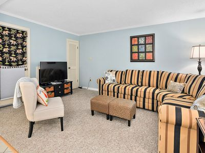Photo for Beautiful 2 BR Condo with One of the Largest Pools in Ocean City!