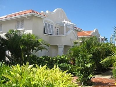 Photo for Beautiful Gated 3 bedroom private  home in St James, 4 Fairmont beach membership