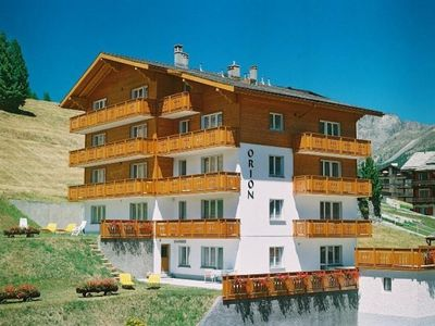 Photo for Apartment Orion (010801)  in Saas - Fee, Valais - 2 persons, 1 bedroom