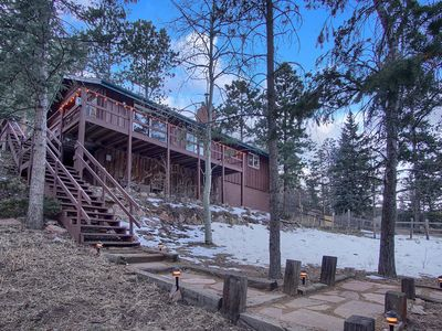 Photo for Pike's Peak Chalet in Green Mountain Falls, CO