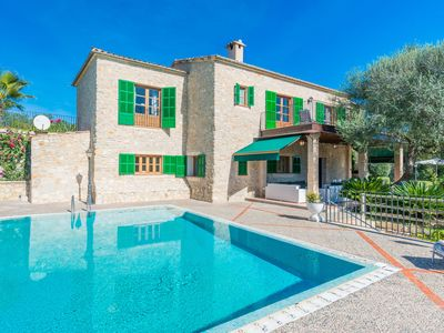 Photo for Rural idyll with pool – Villa Son March