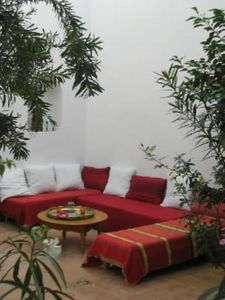 Photo for Traditionnal House in the medina of Marrakesh