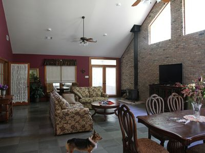 Deluxe Country Home - Tranquil Setting  Shorter stays within 30 days of arrival
