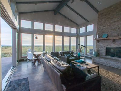 Photo for Oceanfront!! -  The Oregon Ocean Home