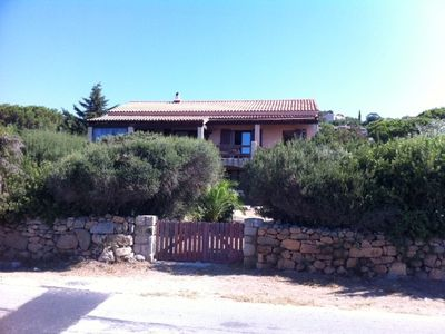 Photo for BEACH HOUSE IN CORSICA SOUTH IN GOLF VALINCO (10 meters)