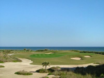 Photo for 3BR/3BA Luxury Beach, Ocean and Golf View Condo
