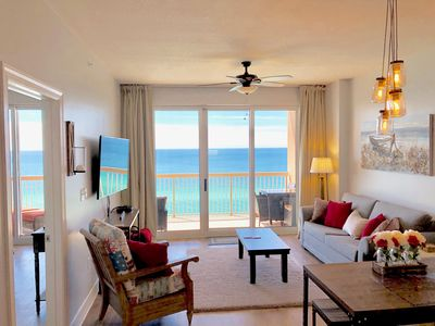 Photo for UNIT 1506! OPEN NOW 7/6-13! GULF FRONT! INCLUDES BEACH CHAIRS AND UMBRELLA!