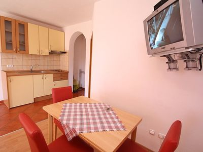 Photo for Apartment in the center of Makarska with Parking, Internet, Washing machine, Air conditioning (122967)