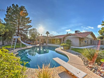 Photo for Scottsdale Home w/ Pool, Hot Tub & Putting Green!