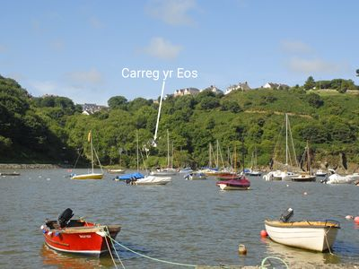Photo for Carreg yr Eos - Three Bedroom Cottage, Sleeps 6