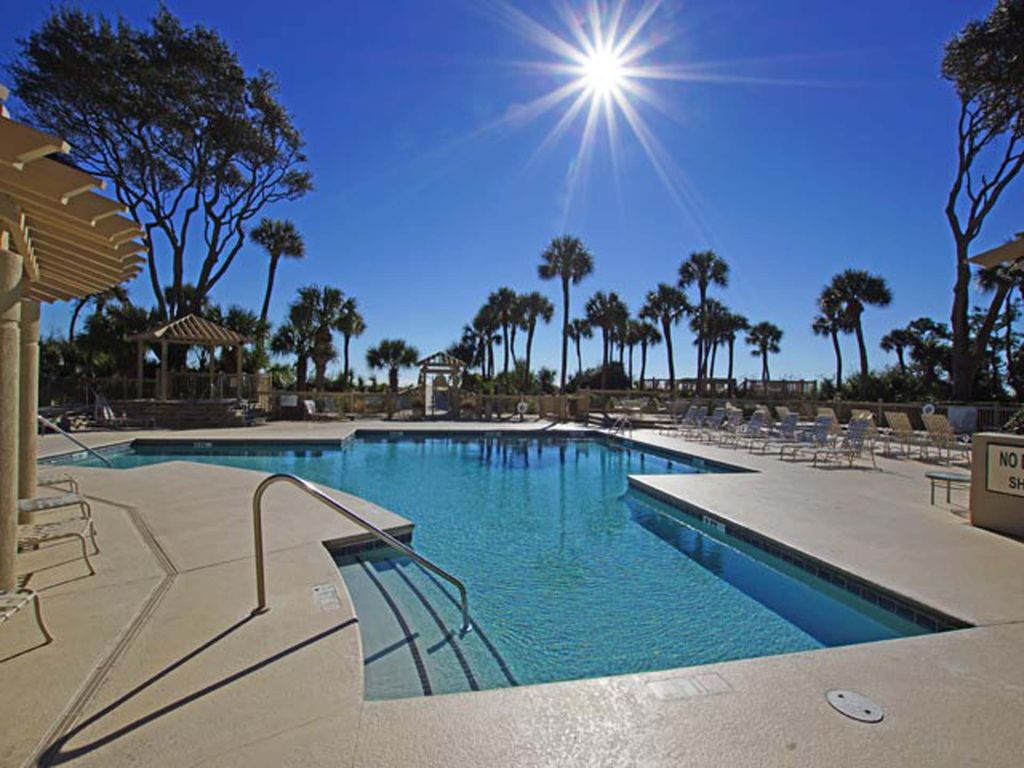 Hilton Head Island Oceanfront 2 Bedroom Rental Villa
