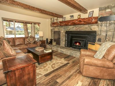 Photo for HIGHLY CUSTOMIZED 5 BDRM, HOT TUB, GAME ROOM, CLOSE TO SKIING AND LAKE