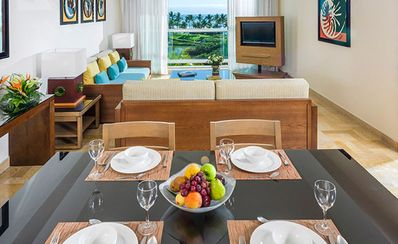 Photo for Mayan Palace Nuevo Vallarta 1200sqft 1 bedroom - Save 10% when you book TODAY!