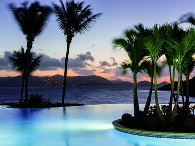 Photo for Penthouse Villa at the Ritz-Carlton in beautiful St. Thomas