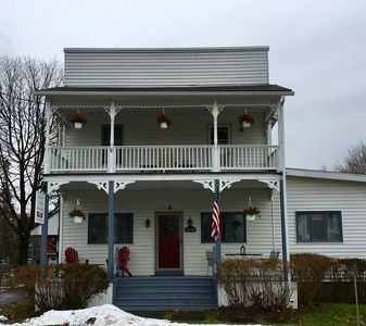 Photo for A spacious A airy, and comfortable two bedroom getaway rental located in the FLX