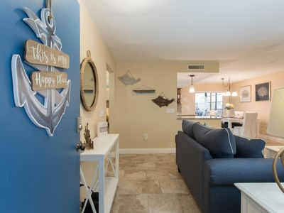 Photo for Come to your Happy Place! 2/2 ground floor waterfront community Condo!