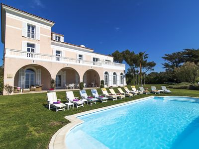 Photo for Magnificent 6 bedroom Villa in Fréjus (Q0851)