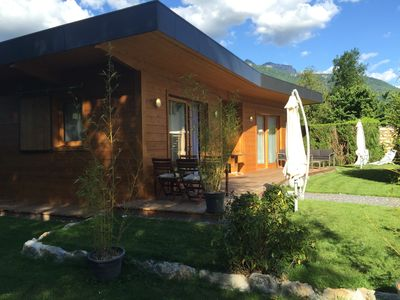 Photo for Contemporary Chalet on Lake Annecy