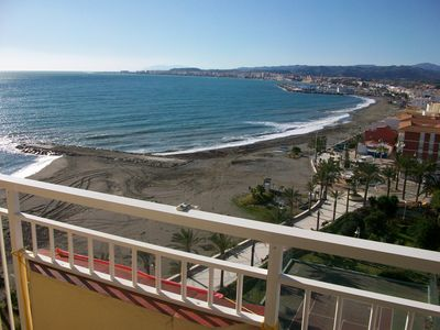 Photo for APARTMENT WITH MAGNIFICENT VIEW AT THE BEACH