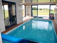 A home from home with the added benifits of having a pool, hot tub and sauna.