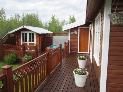 Photo for Cozy Cottage in the center of The Golden Circle