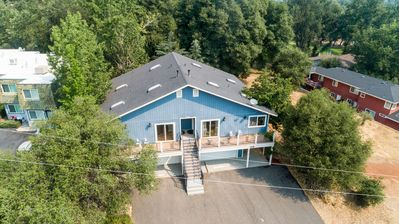Photo for NEW LISTING! Dog-friendly duplex with mountain views and shared pool/tennis