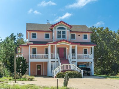 Photo for Duck Walk (Formerly The Orange Veranda): 6 BR / 5 BA house in Duck, Sleeps 13