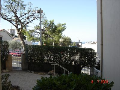 Photo for T1 Rez of Garden 51 m² classified *** in Cassis