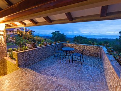 Photo for 3 Bed 3 Bath Ocean View Home in Central Uvita with private pool