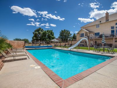 Photo for Big Families, Private Pool, Hot Tub, Exercise Room, Secret Room + Game Room