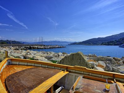 Photo for City  / Village Apartment in Portovenere with 3 bedrooms sleeps 6