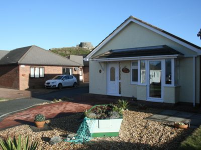 Photo for Trearddur Bay, Anglesey, Sea view, Sleeps 6.