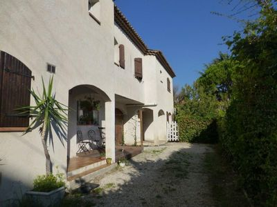 Photo for House with garden 300 meters beach JUAN LES PINS