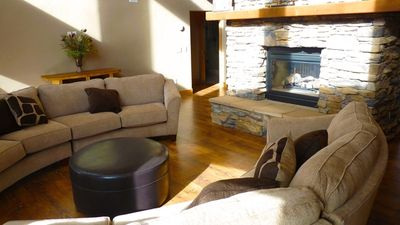 Royal Gorge Valley Ranch Living Room